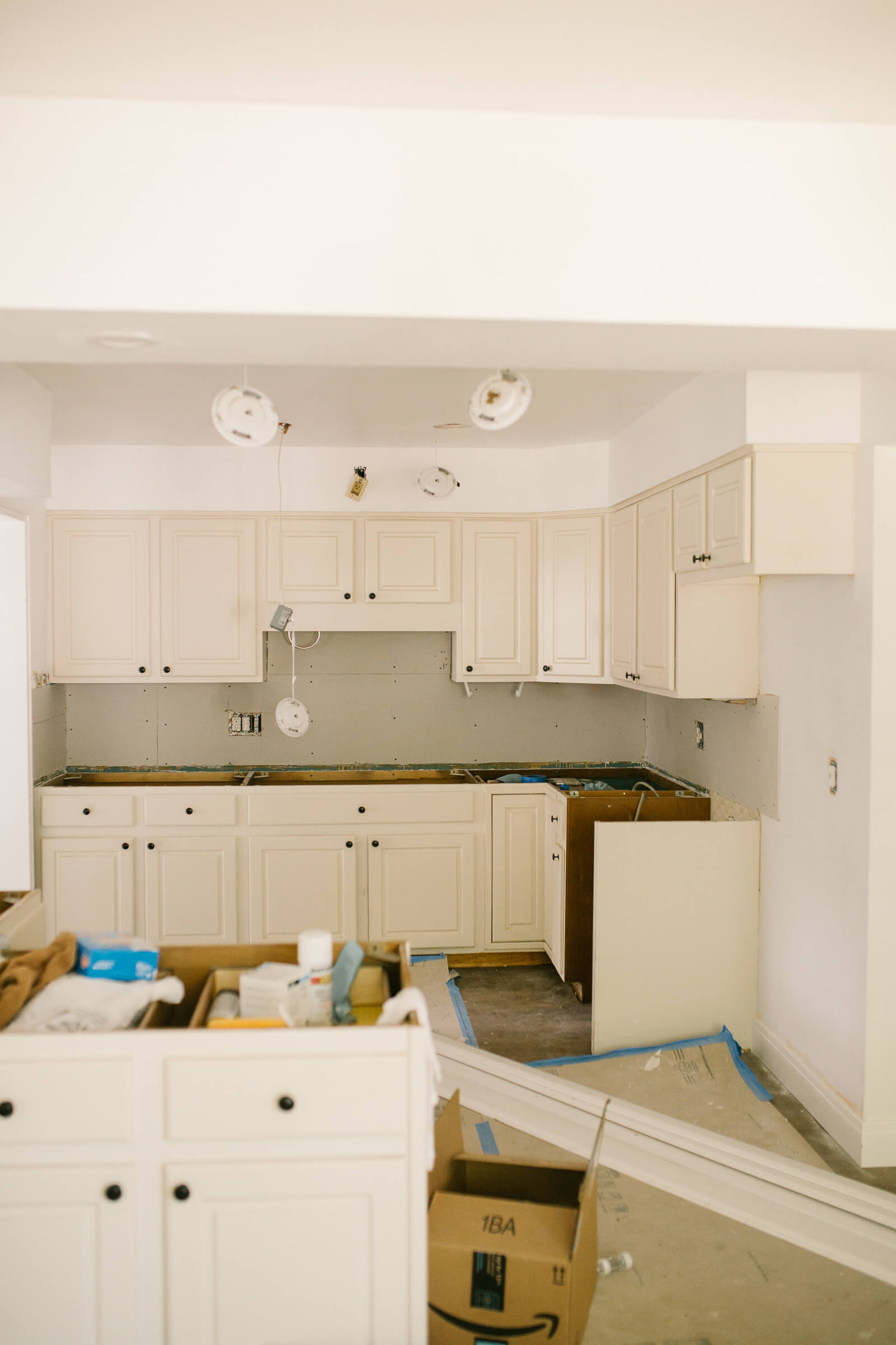 How To Paint Laminate Cabinets Tips And Tricks For The Best Finish Conley Adventures