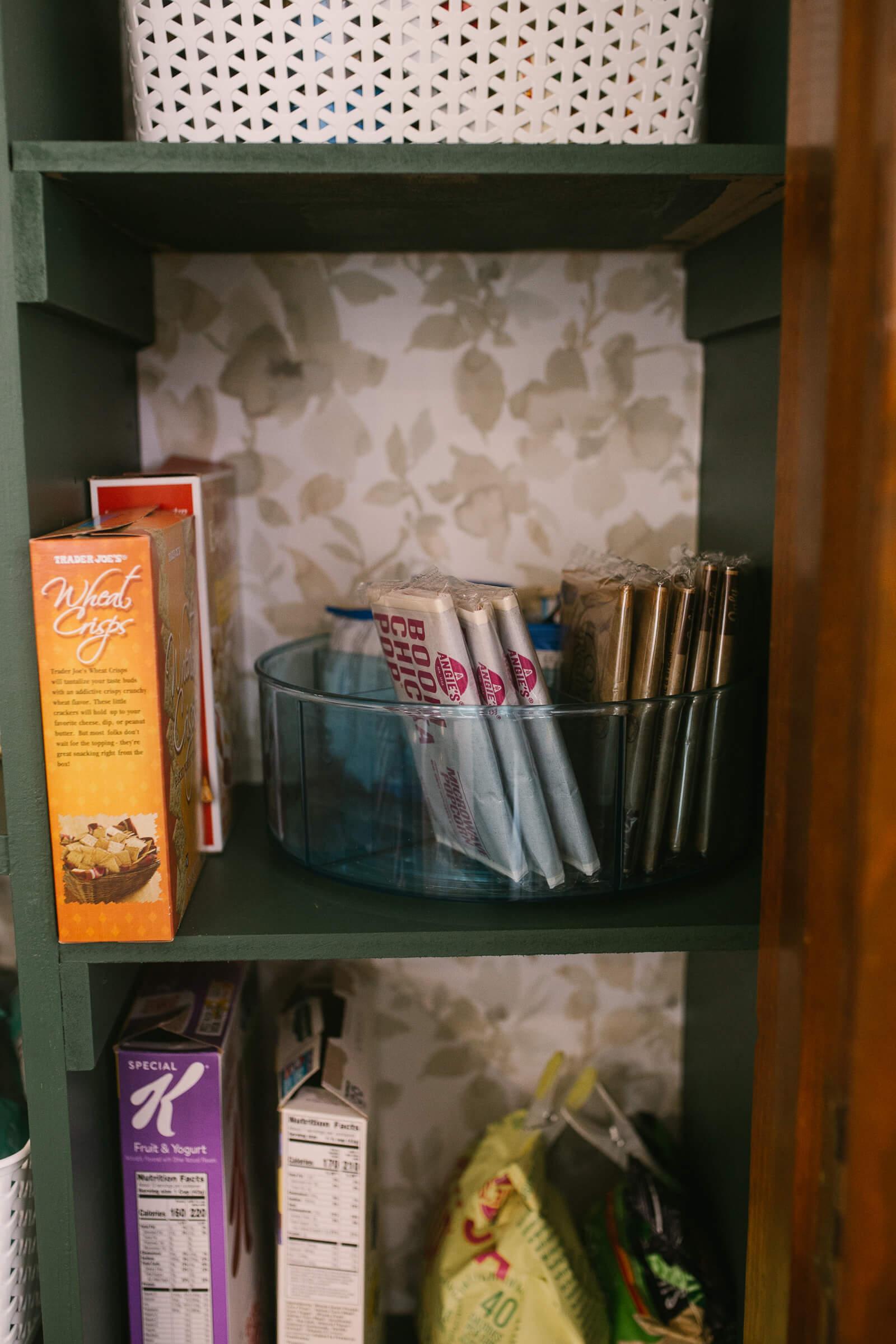 pantry organization storage