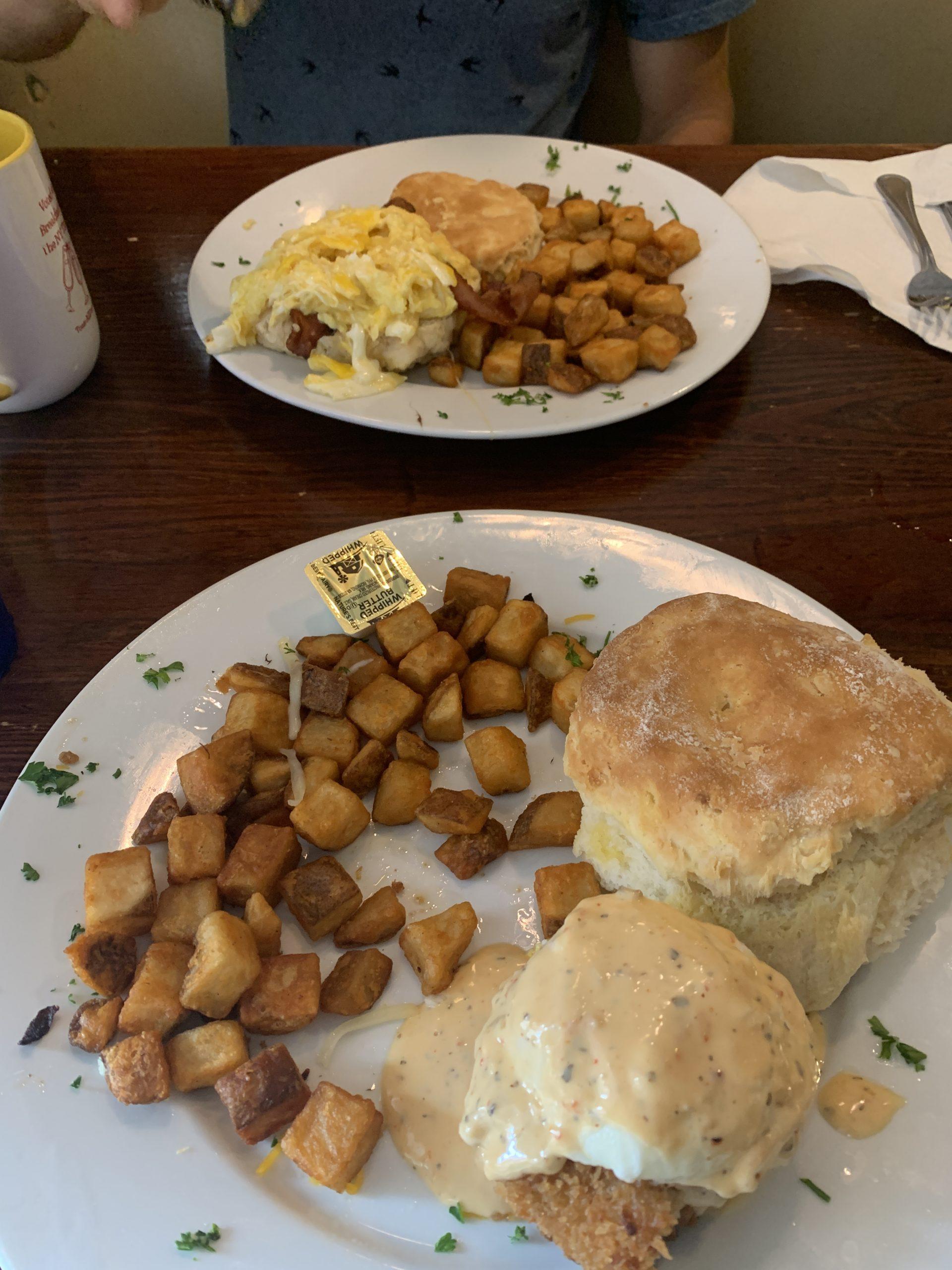 Toast in Charleston SC